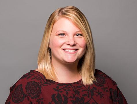 Addi Roberts - Legal Receptionist